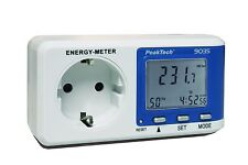 PeakTech 9035 Digital-Leistungsmesser/Energy Meter