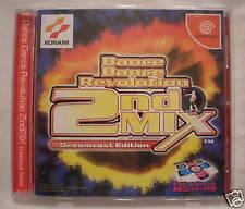 Dance Dance Revolution 2nd Mix (Dreamcast) Near Mint!