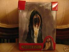Shih Tzu Figurine Christmas Ornament Collectors Series