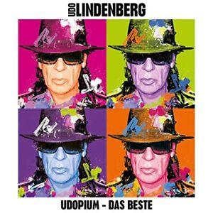 Lindenberg - UDOPIUM - Das Beste 2 CDs