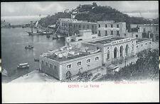 1900 - Ischia - Le Terme