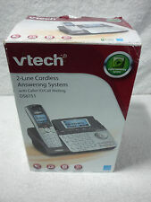Vtech Ds6151 Dect 6.0 Cordless 2-Line Phone System with Digital Answering System
