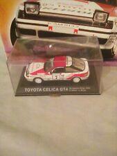 Toyota Celica GT-4 (ST165)  1990 Acropolis Rally Winner  SAINZ/ MOYA 1:43 Altaya