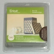 Cricut Cartridge - BOX IT UP - Gift or Candy Favor Boxes - Brand New - Sealed
