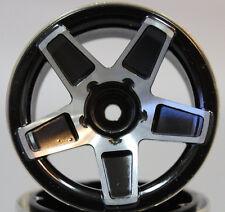RC 1/10 Scale Truck Rims Wheel 1.9 Rock Crawler BEADLOCK Metal  5 STAR