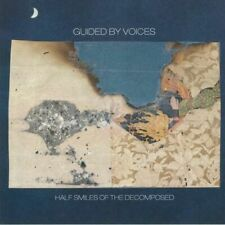 GUIDED BY VOICES - Half Smiles Of The Decomposed (reissue) - Vinyl (LP)