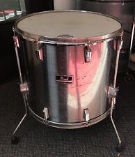 "Pearl Export 18"" Floor Tom Drum, Satin Chrome"