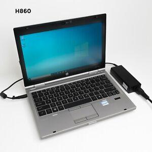 "HP ELITEBOOK 2560P 12.5"" LAPTOP i5-2520M 2.50GHZ 8GB 500GB HDD WIN10 PRO H860"