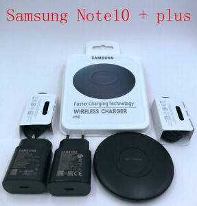 Original TA800 25W USB-C Super Fast Samsung Galaxy Note 10+ S20 Wireless Charger