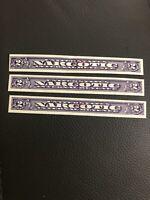 Rare!!! 1963 United States Internal Revenue Narcotic Stamp Mint 2c Sent  M-9-58