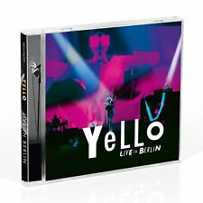 Yello - Live In Berlin (NEW 2 x CD)
