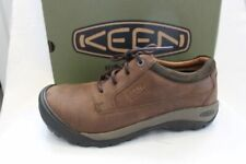 MENS SHOES/FOOTWEAR - Keen Austin Casual WP lace up brown black olive