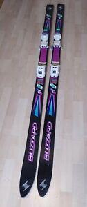 Blizzard klassischer Ski 1,7m + Marker M27 Bindung