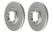 Brand New PAIR of Front Brake Discs for Nissan Patrol