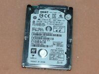 "NEW HGST HTS725050A7E630 500GB 7200RPM 2.5"" SATA Thin Laptop Hard Driv 7mm 2.5"""