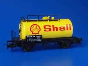 MARKLIN H0 - 4442 - Shell Tank Car (42)