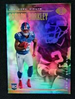 2018 Panini Illusions Saquon Barkley Prizm Silver Rookie Card RC PSA 10? Invest