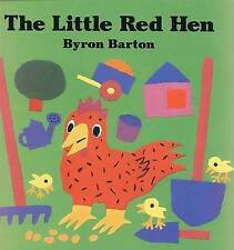 The Little Red Hen by Byron Barton (Board book, 1996)