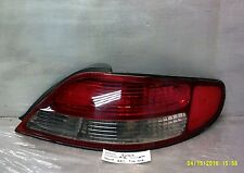 1999-2001 Toyota Solara Right Pass OEM tail light 08 5E1