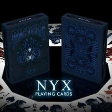 NYX Playing Cards Greek Mythology Deck Goddess of Darkness