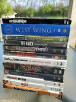 Box Set Lot of 12 TV Shows ALL the Complete First Season Seasons PLEASE READ. U