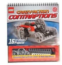 LEGO Crazy Action Contraptions by Klutz Books NEW