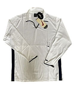 1990's NIKE x AGASSI TENNIS SHIRT JERSEY CHALLENGE COURT VTG DS OG RETRO MEN'S M