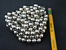 "250 STRONG MAGNETS  spheres balls 9mm (3/8"") Neodymium - US SELLER"