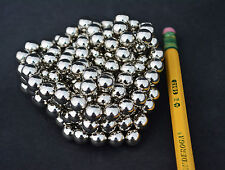 "500 STRONG MAGNETS  spheres balls 9mm (3/8"") Neodymium - US SELLER"