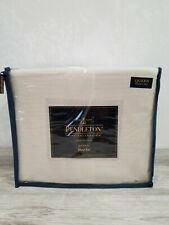Pendleton Home Collection 100% Cotton QUEEN Sheet Set