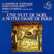 Pierre Cochereau : Une nuit de noel a Notre Dame de Paris CD