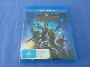 Guardians Of The Galaxy Bluray Bradley Cooper Chris Pratt Free Postage