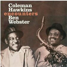 Hawkins- Coleman/Webster- Ben	Encounters Ben Webster (New Vinyl)
