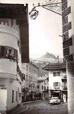 LOFER mit REITHORN AUSTRIA NICE AUTO~PETROL PUMP~SIGNAGE~PHOT0 POSTCARD 1950s