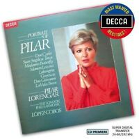 Most Wanted Recitals: Portrait of Pilar [New CD]
