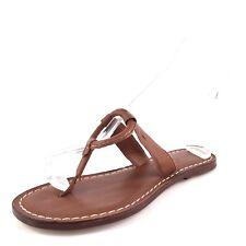 999ddcd5e5cb Bernardo Mistral Brown Leather Harness Thong Sandals Women s Size 5 M