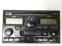 2002-2004 Honda Odyssey Radio CD Cassette Player  39100-S0X-A500