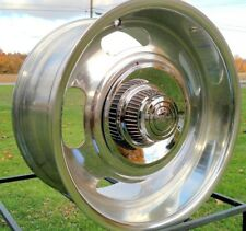 "1)20x9.5 "" AMERICAN RACING RALLY VN506 polished, 5 lug chevy gm 5x4.75/5x5 bp"