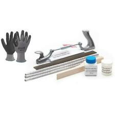 Verzinnungsset carrocería estaño sin plomo, estaño stangenlot + hazet guantes