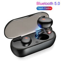 TWS4 Wireless Bluetooth 5.0 Jerry Earbuds Headset Headphones Charging Earphones
