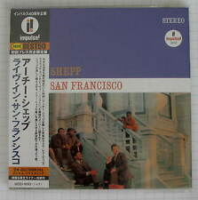ARCHIE SHEPP - Live In San Francisco REMASTERED JAPAN MINI LP NEU UCCI-9093