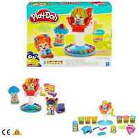 Play-Doh Crazy Cuts Playset Barbershop Age 3+ Years B1155 Hasbro