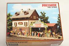 Vollmer H0 3150 jubiläumsbahnhof Märklin en geöffneter emb.orig