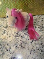 G1 My Little Pony So Soft Pegasus Heart Throb Vintage MLP