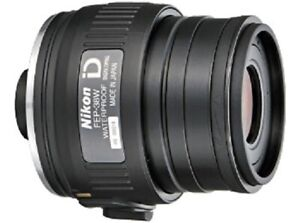 Nikon Okular EDG FEP-38 30x(Ø65) / 38x(Ø85) f.  EDG Serie DEMOWARE