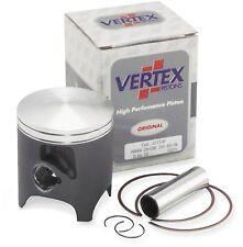 Vertex Piston Kit (440cc Big Bore) 4.00mm Over To 93.97mm,11.3:1 Comp - 23533C
