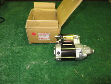 Daihatsu Hijet Mini Truck Cushman Part # 891651 Starter Oem New Made By Denso