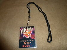PINK P!NK THE TRUTH ABOUT LOVE TOUR VIP ALL ACCESS BACKSTAGE PASS MEET & GREET!