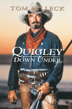 Quigley der Australier [DVD] *NEU* DEUTSCH Quigley Down Under mit Tom Selleck