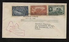 Liberia  cover to US  1940